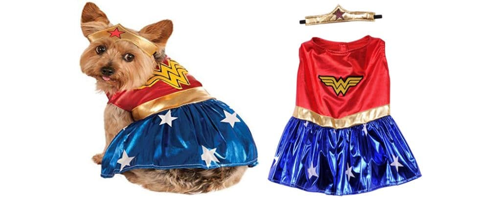 dog costume dc heroes